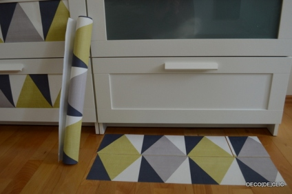 How to customize a furniture with tapestry
